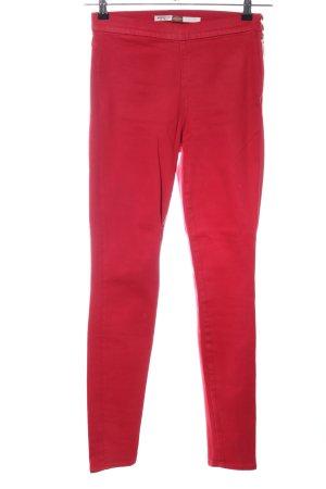 Giambattista valli Jeans a gamba dritta rosso stile casual