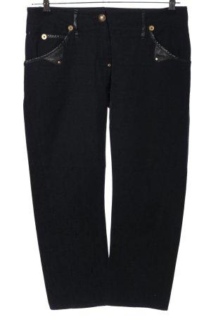 Gianfranco Ferré Pantalone a 3/4 nero stile casual