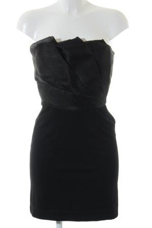 Gianfranco Ferré Bustierkleid schwarz Elegant