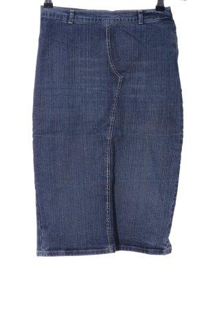 Gianfranco Ferré Gonna di jeans blu