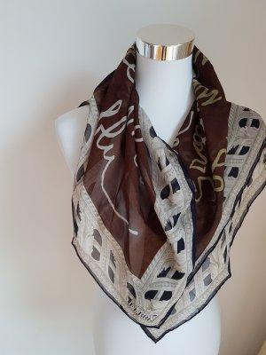 Ferre Zijden sjaal veelkleurig Zijde