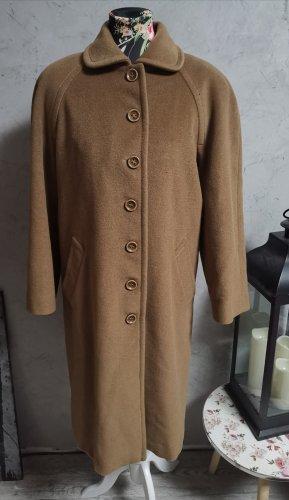 Gianfranco Ferré Cappotto in lana bronzo Lana