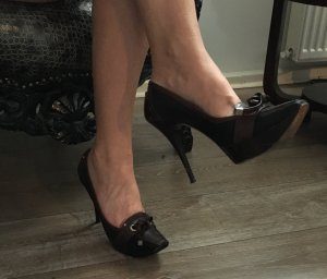 Gianmarco Lorenzi Pumps High Heels Gr.37