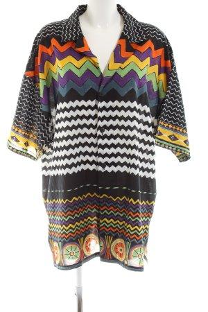 Gianni Versace Kimono allover print casual look