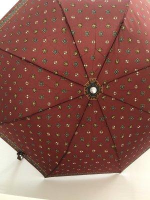 Gianni Versace Opvouwbare paraplu veelkleurig Nylon