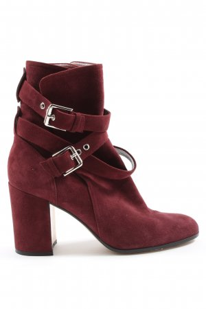 Gianvito rossi Booties rot Business-Look