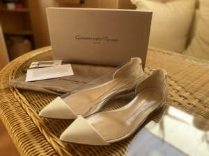 Gianvito Rossi Flats/Ballerinas Größe 34