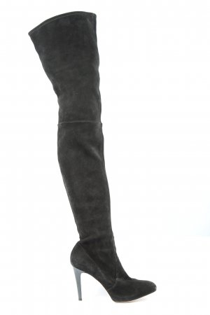 Gianvito rossi High Heel Boots black extravagant style