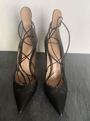 Gianvito Rossi Lace-up Pumps Lexi Gr. 40,5