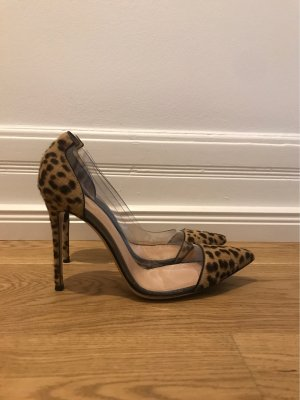 Gianvito Rossi Ponyfell Pumps