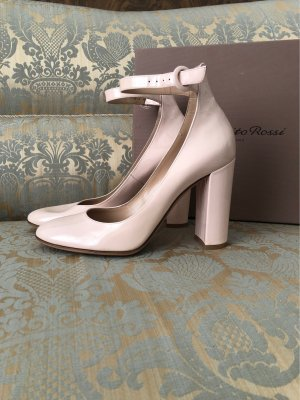 Gianvito Rossi Pumps Nude Lack 39.5