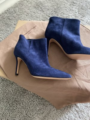 Gianvito rossi Slip-on Booties blue
