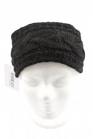 Giesswein Ribbon black cable stitch casual look