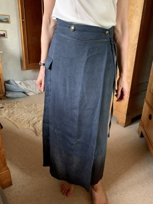 Giesswein Denim Skirt multicolored