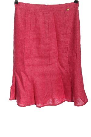Giesswein Midi Skirt pink casual look