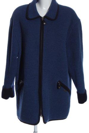 Giesswein Between-Seasons-Coat blue casual look