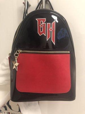 Gigi Hadid x Tommy Hilfiger Sac seau multicolore
