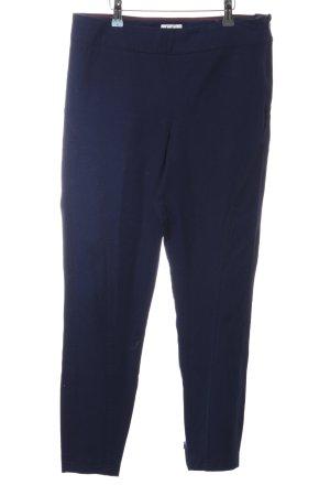 Gigi Hadid x Tommy Hilfiger Pantalon strech bleu style décontracté