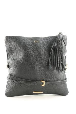 Gigi New York Umhängetasche schwarz Casual-Look