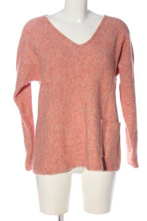 Gigue V-Ausschnitt-Pullover