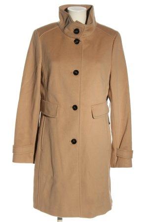 Gil Bret Marynarski płaszcz brązowy W stylu biznesowym