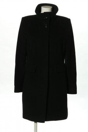 Gil Bret Płaszcz polarowy czarny W stylu biznesowym