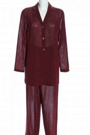 Gil Bret Garnitur damski czerwony W stylu casual