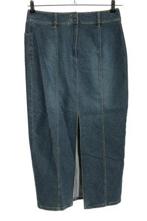 Gil Bret Denim Skirt blue casual look