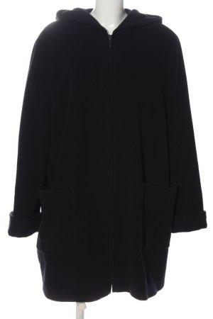 Gil Bret Hooded Coat black casual look