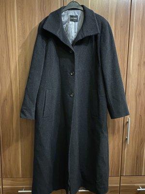 Gil Bret Cappotto in lana nero Cachemire