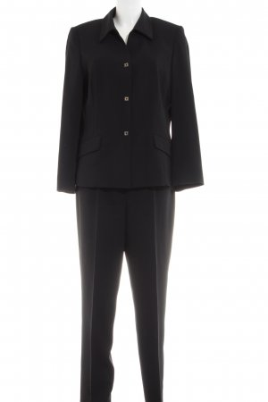Gil Bret Korte blazer zwart zakelijke stijl