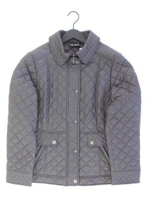 Gil Bret Kurzjacke Größe 40 grau aus Polyester