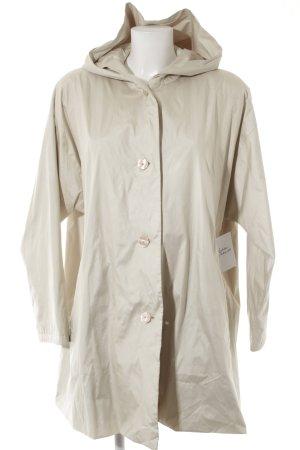 Gil Bret Lange Jacke hellbeige schlichter Stil