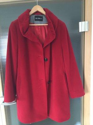 Gil Bret Fleece Coats red new wool