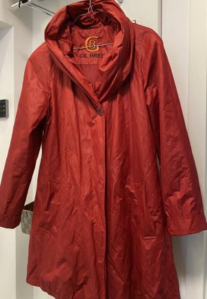 Gil Bret Heavy Raincoat red