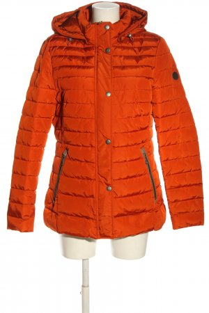 Gil Bret Quilted Jacket light orange quilting pattern casual look