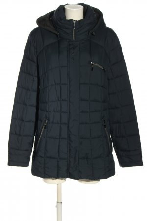 Gil Bret Quilted Jacket blue quilting pattern casual look