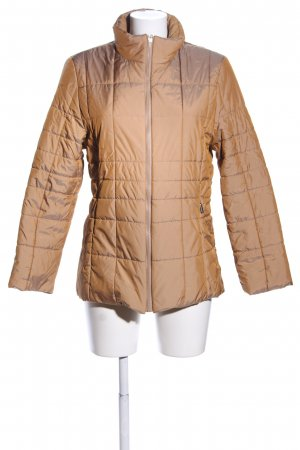 Gil Bret Quilted Jacket light orange quilting pattern business style