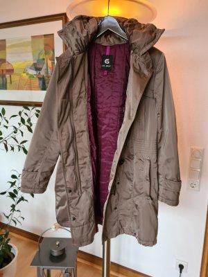 Gil Bret Long Jacket grey brown