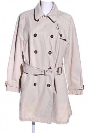 Gil Bret Trenchcoat wollweiß Casual-Look