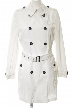 Gil Bret Trenchcoat weiß Casual-Look