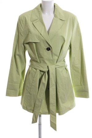 Gil Bret Between-Seasons-Coat khaki casual look