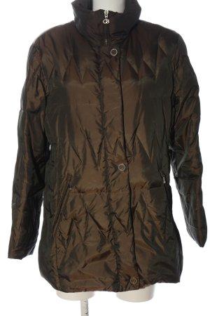 Gil Bret Kurtka zimowa brąz Pikowany wzór W stylu casual