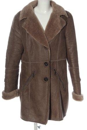 Gil Bret Kurtka zimowa brązowy W stylu casual