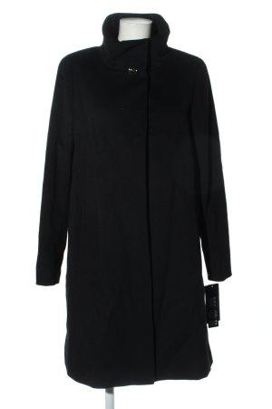 Gil Bret Cappotto in lana nero stile professionale