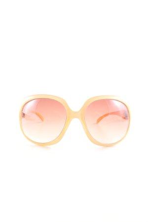 Gil Retro Glasses primrose-gold-colored casual look