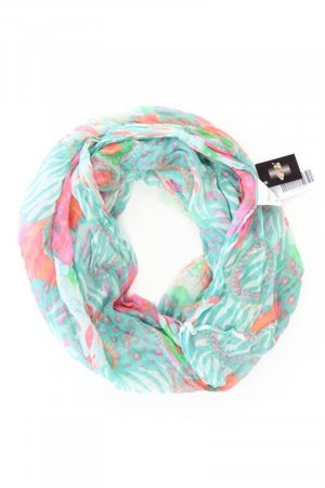 Gil Scarf green-neon green-mint-meadow green-grass green-forest green polyester