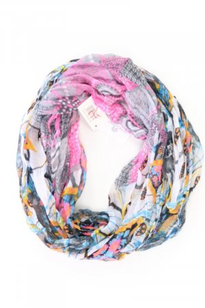 Gil Scarf multicolored polyester