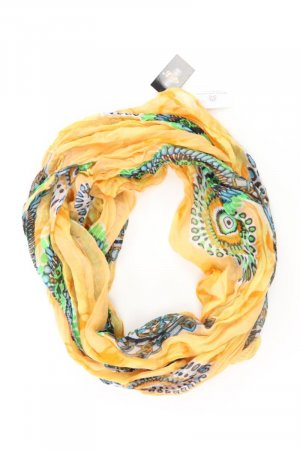 Gil Sciarpa giallo-oro-arancione chiaro-arancione-arancio neon-arancione scuro