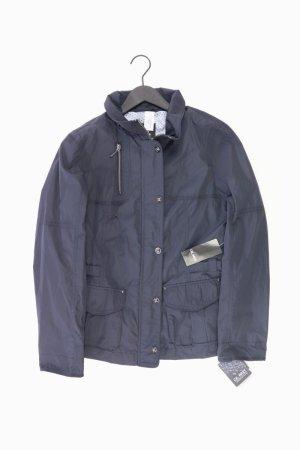 Gil Übergangsjacke Größe 40 neu mit Etikett blau aus Polyester